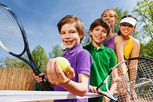 Clarinda Tennis Club Junior Competition Tennis