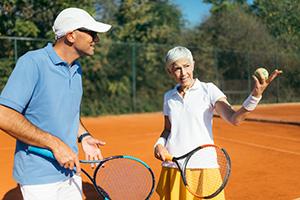 Clarinda Tennis Club Midweek Tennis