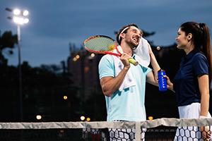 Clarinda Tennis Club Social Night Tennis