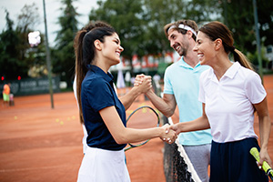 Clarinda Tennis Club Social Tennis